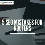 5 SEO Mistakes for Roofers Blog Cover