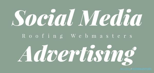 Roofing Social Media Advertising Graphic