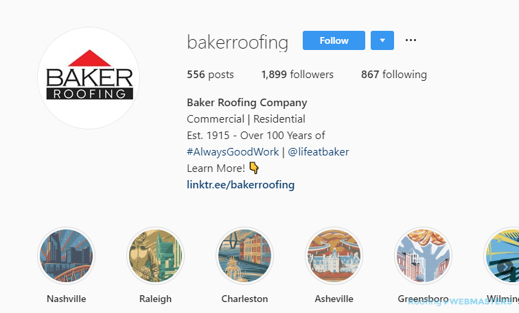 An Active Roofing Company on Instagram