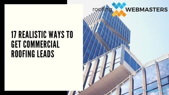 Commercial Roofing Leads (Blog Cover)