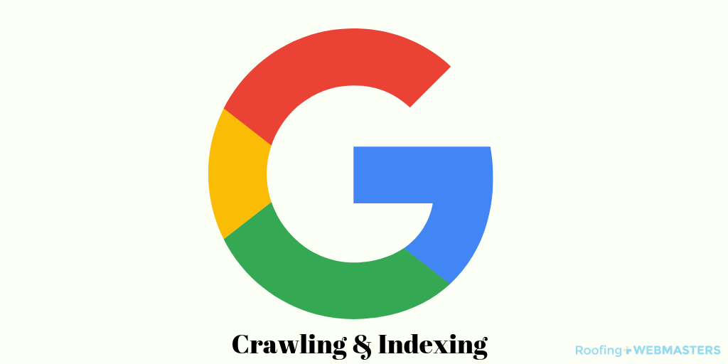 Crawling and Indexing Graphic