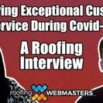 Customer Service Roofing Podcast Thumbnail