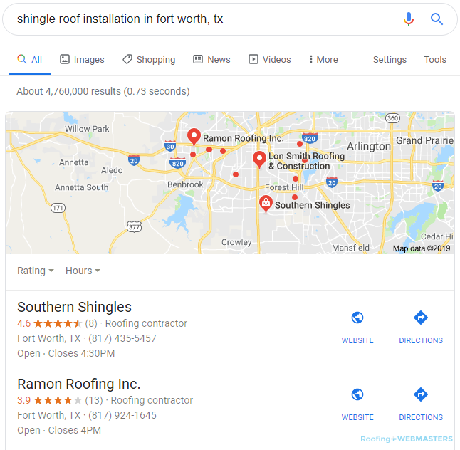 Organic Lead Generation in Local Search