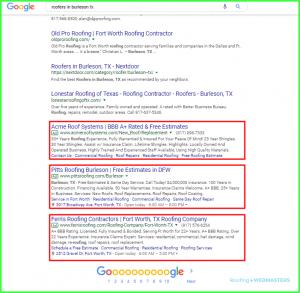 Bottom Google Ad
