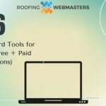 Keyword Tool for Roofers (Blog Cover)