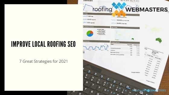Local Roofing SEO Strategies