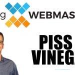Piss Vinegar Podcast Card
