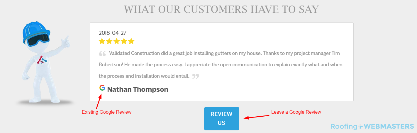 Google Reviews for Roofers (Updated for 2019) - Roofing