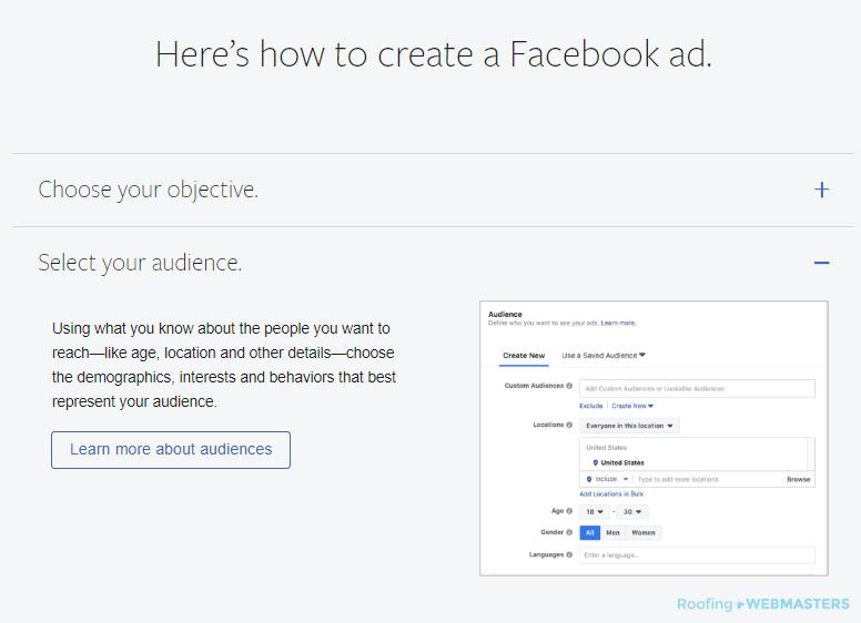 Facebook Ads Service Page