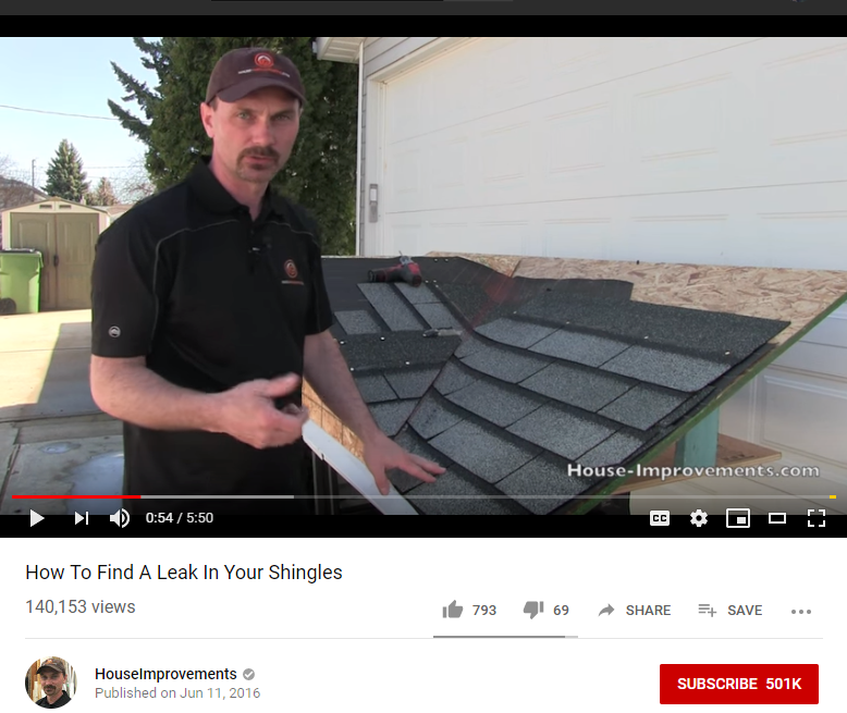 YouTube Video Shows a Way to Promote Your Website