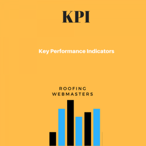 Roofing KPI Graphic
