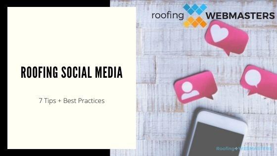 Roofing Social Media