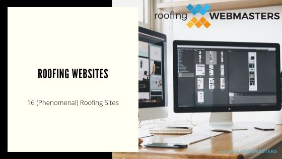Roofing Websites (Blog Cover)
