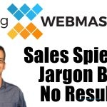 Sales Spiels Jargon Podcast Card