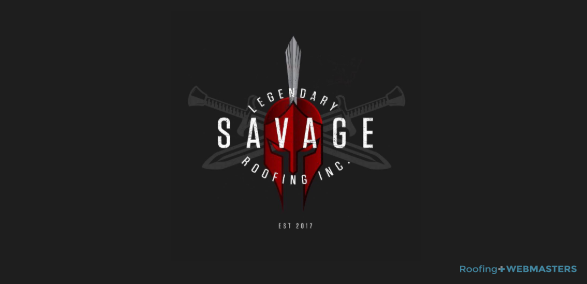 The Savage Exteriors Logo