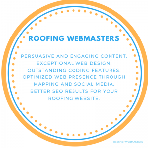 Persuasive And Engaging Content. Exceptional Web Design. Outstanding Coding Features. Optimized Web Presence Through Mapping And Social Media. Better SEO Results For Your Roofing website.