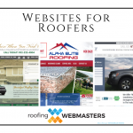 Websites for Roofers Collage