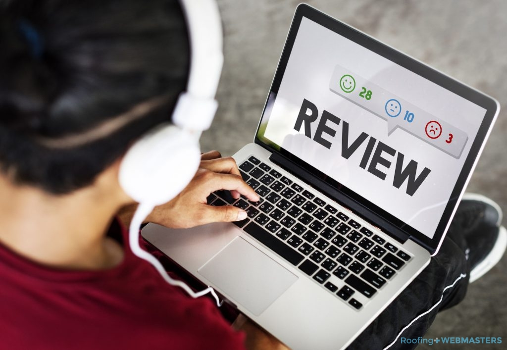 Why SEO Online Review Management Matters To Your Roofing Website
