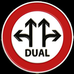 dual sites